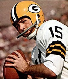 Illustration for article titled Bart Starr Totally Ditched This Chick Back In '66
