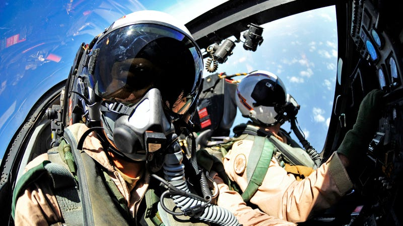 Confessions Of A US Navy EA-18G Growler Electronic Warfare Officer