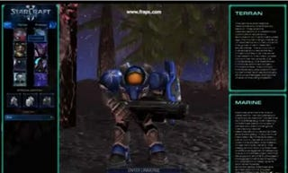 Illustration for article titled StarCraft Modder 'Could Be Looking at Offers' — Including from StarCraft's Maker