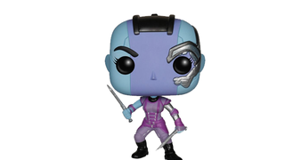 Illustration for article titled Finally, A Guardians Of The GalaxyToy For Nebula