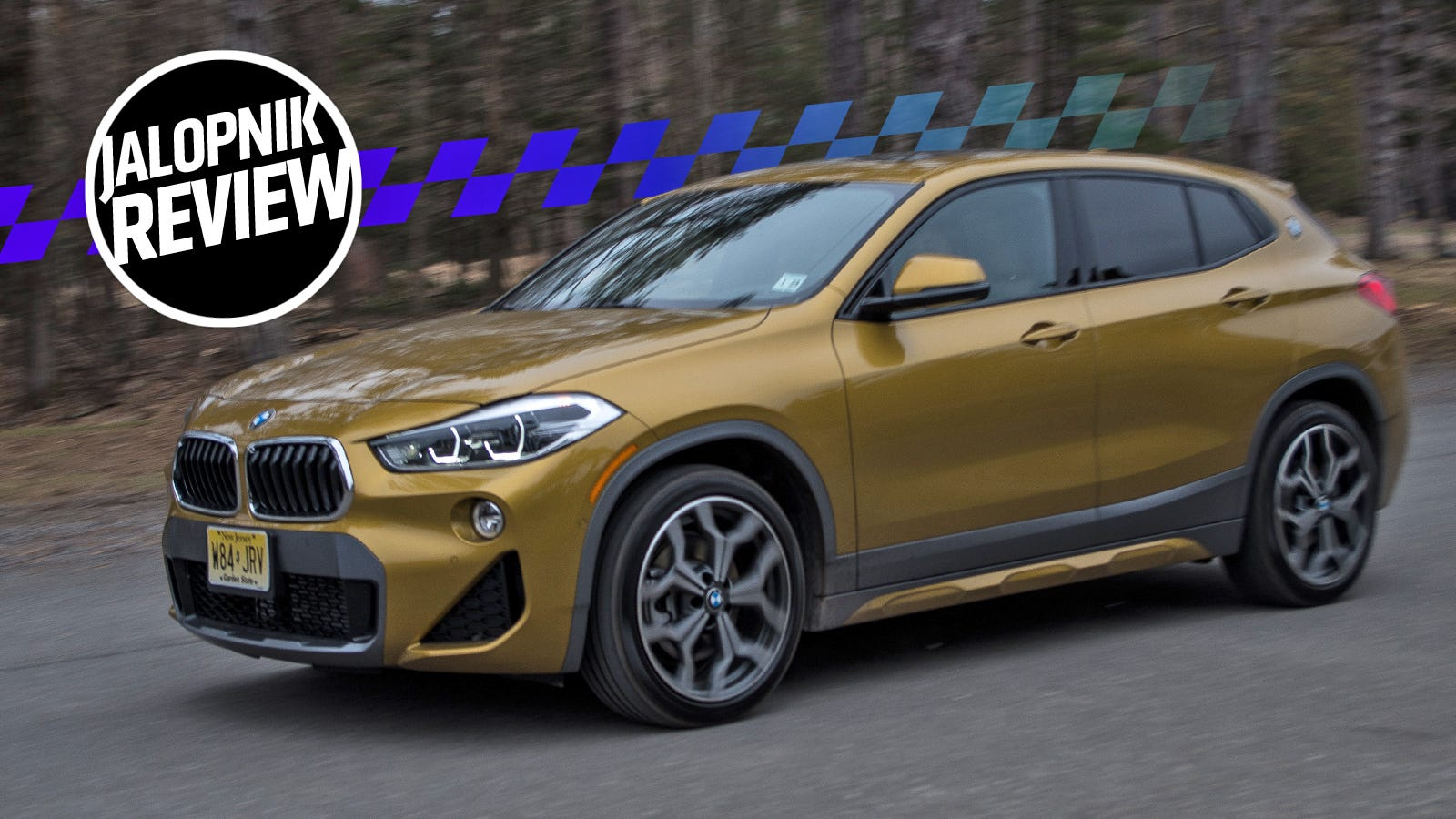 the 2018 bmw x2 actually surprised me. Black Bedroom Furniture Sets. Home Design Ideas