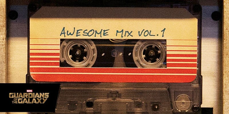 Illustration for article titled The Guardians Of The Galaxy Soundtrack Is The #1 Album In America