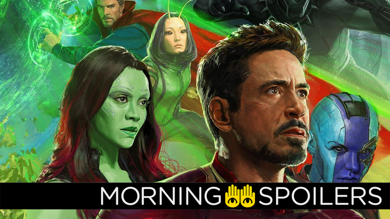 Illustration for article titled At Least One Familiar Marvel Character Won't Return For Avengers: Infinity War