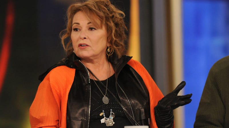 Illustration for article titled Roseanne Barr says she's drowning in offers for new TV shows