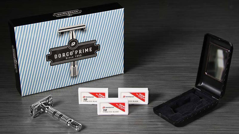 Dorco Prime Starter Set | $17 | Dorco | Promo code Kinjaprime