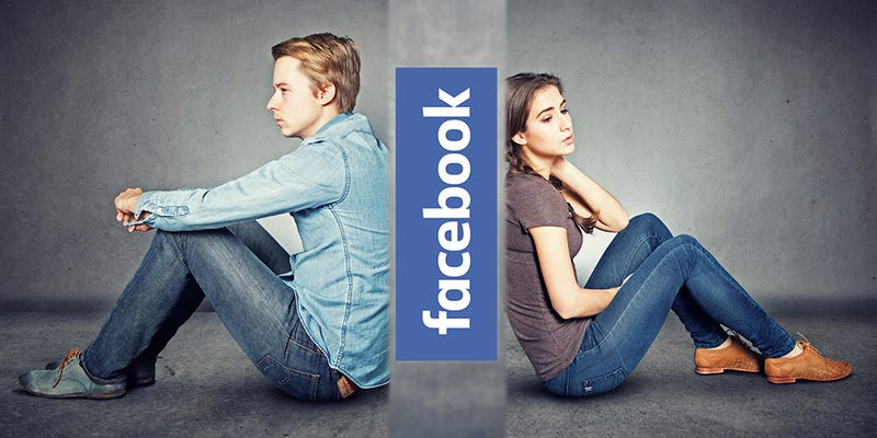 Illustration for article titled Facebook Is Testing a Weird Way to Make Break-Ups Easier