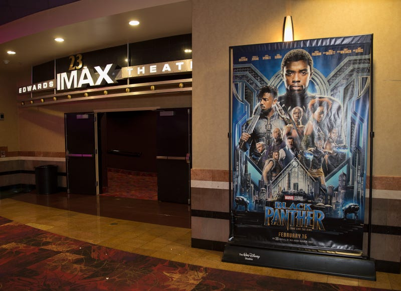 Bob Levey/Getty Images for Imax
