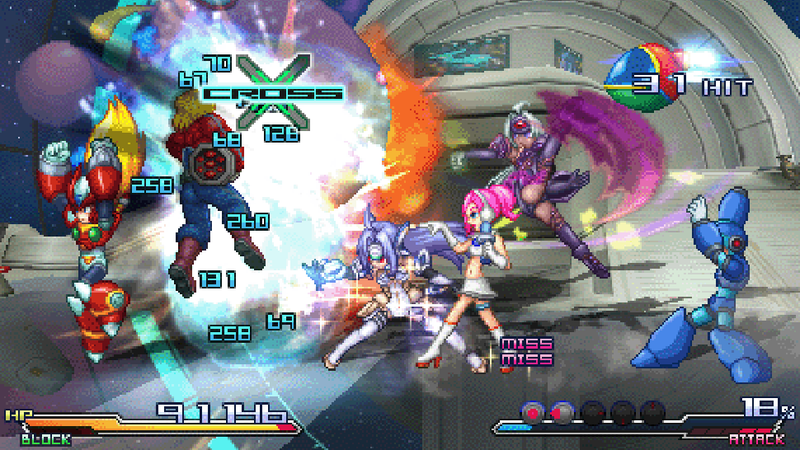 Illustration for article titled I've No Idea What's Going On In Project X Zone, And I Don't Care