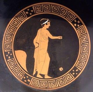 Illustration for article titled Why does a yo-yo yo?