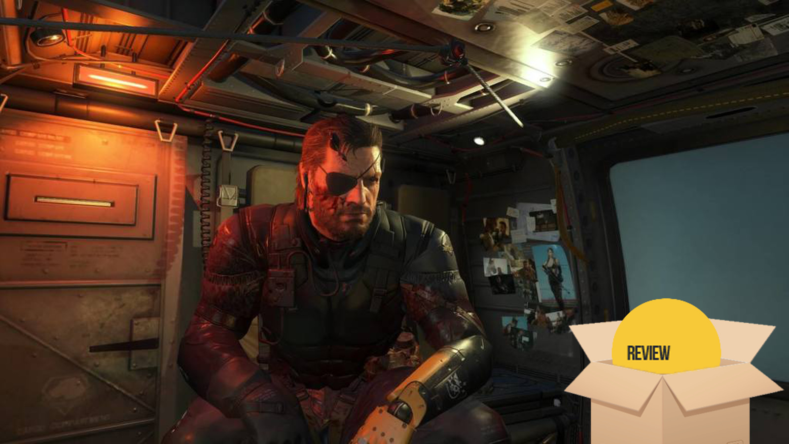 Metal Gear Solid V The Phantom Pain Kotaku Review Ps4metal Reg 2