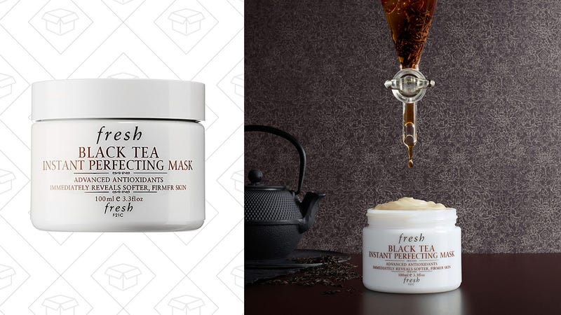 fresh Black Tea Instant Perfecting Mask, $93