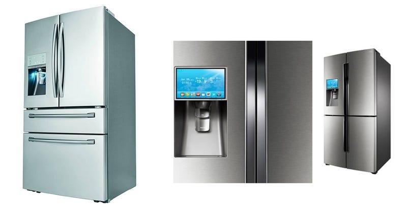 Illustration for article titled ¿Lo nuevo de Samsung? Neveras con Evernote y dispensadoras de agua con gas