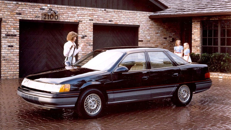 Illustration for article titled Comment Of The Day: Mercury Sable Edition