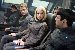 Illustration for article titled Watch all those new Star Trek Into Darkness deleted scenes here