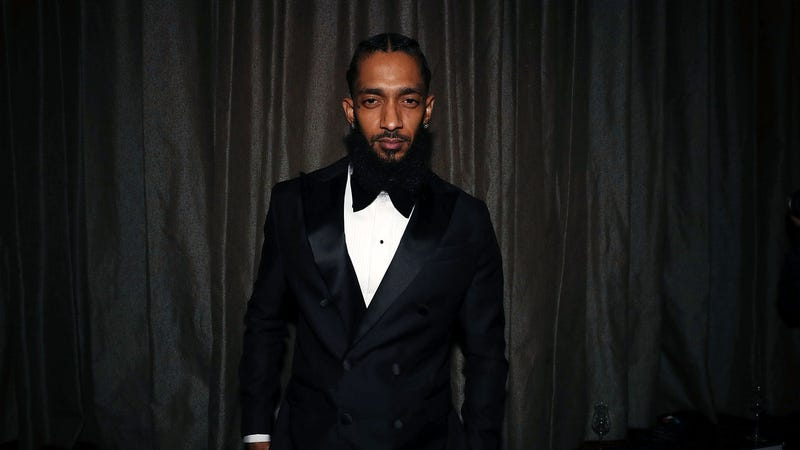 Illustration for article titled Rapper Nipsey Hussle reportedly dead in Los Angeles shooting