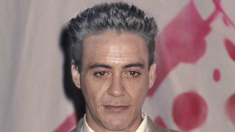 Illustration for article titled What Robert Downey Jr. Would Look Like Today