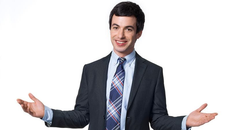 Nathan Fielder (Photo: Peter Yang/Comedy Central)