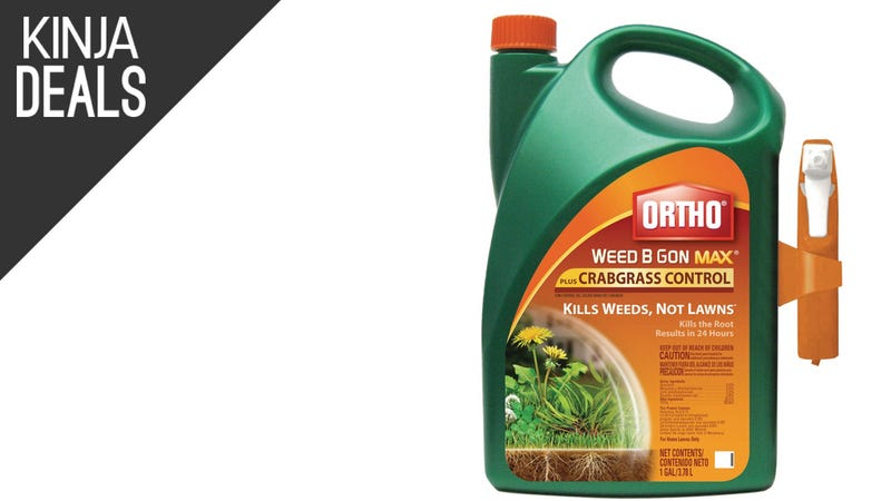 Illustration for article titled Get a Gallon of Weed Killer for Just $5, Or More Than 60% Off