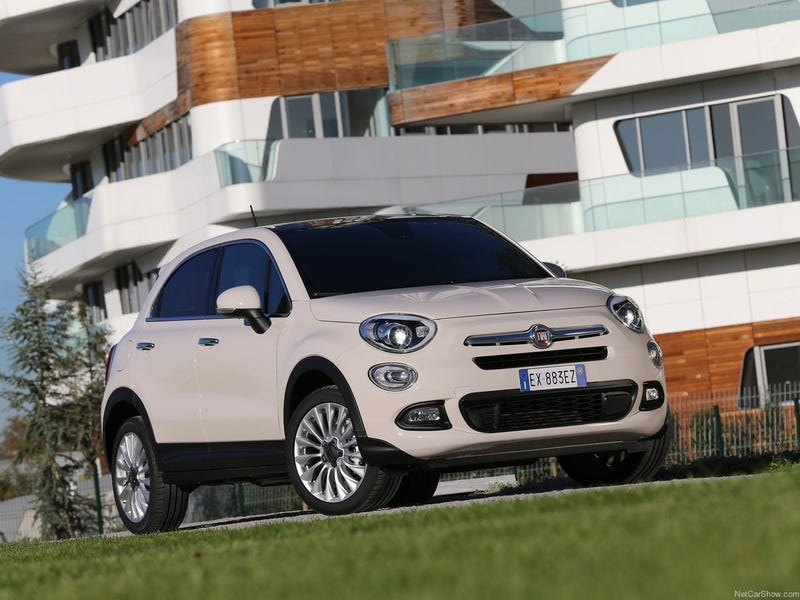 Illustration for article titled I have a feeling there will be a Fiat 500X in my driveway soon