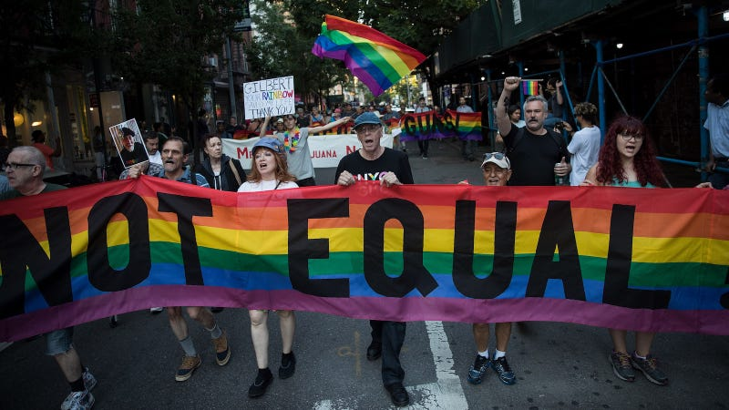 DOJ Claims LGBTQ Workplace Discrimination Isn't Illegal