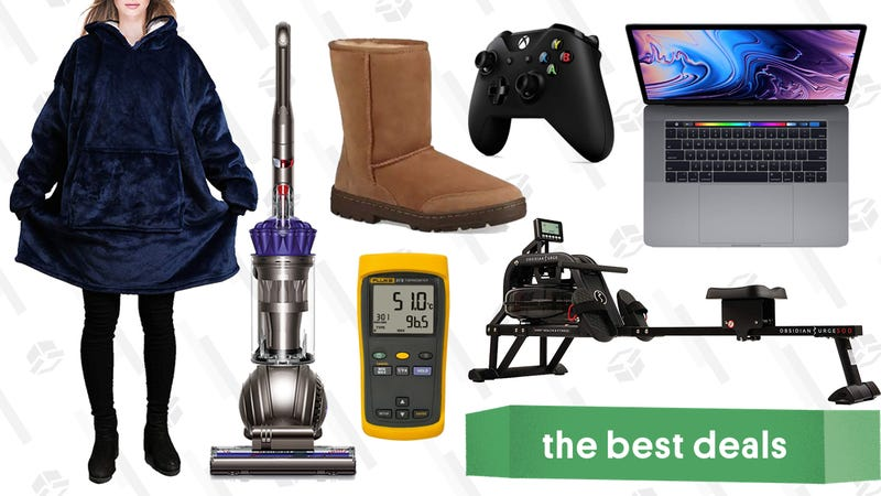 Illustration for article titled Tuesday's Best Deals: Dyson Ball, Ugg,MacBook Pro, and More