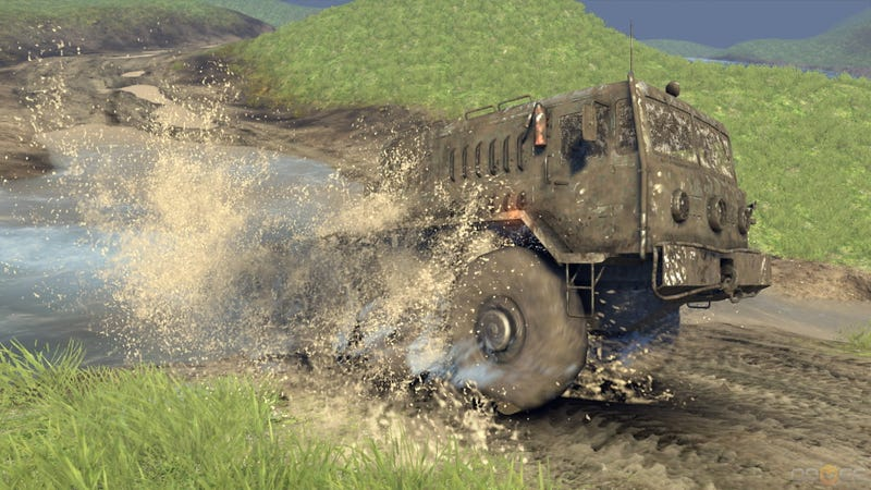 Illustration for article titled Spintires' Steam Clusterfuck, Explained