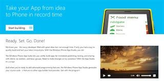 Illustration for article titled Windows Phone App Studio Makes App Creation as Easy as Drag and Drop