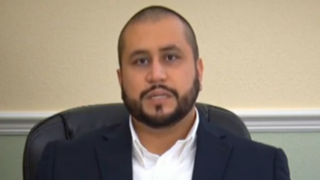 George ZimmermanScreenshot of video from Ayo and Iken Law Firm