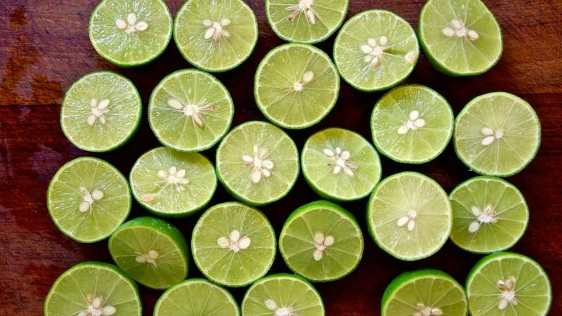 Illustration for article titled Two-Ingredient Preserved Limes Are Easy and Add Bright, Citrus Flavor to Anything