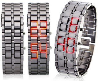Illustration for article titled Iron Samurai Watch for the Budget Conscious and Style Averse