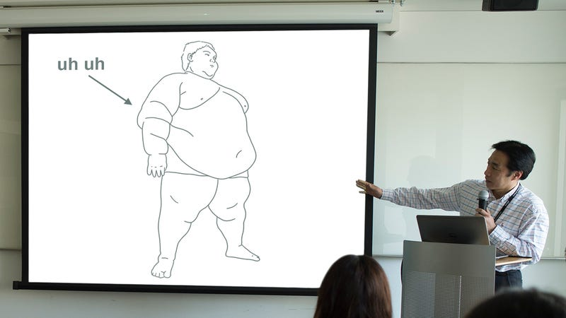 Illustration for article titled Major Breakthrough: Medical Researchers Just Announced That A 400-Pound Child Simply Ain't Right