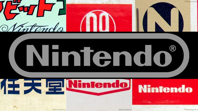 Illustration for article titled Nintendo's Great Logo Identity Crisis