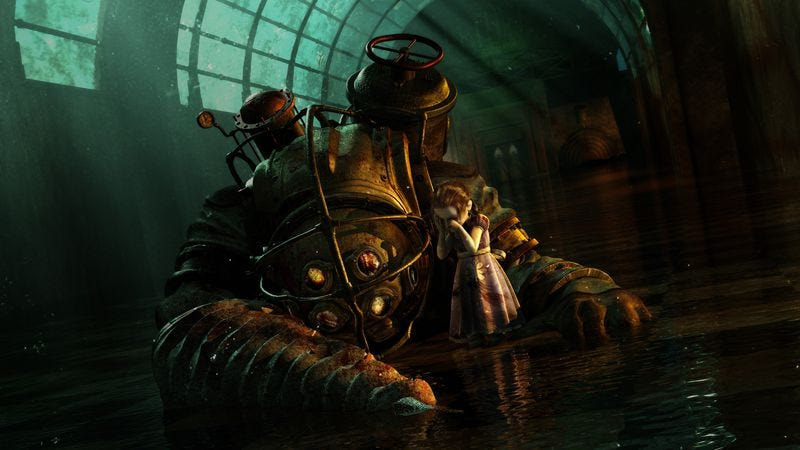 Illustration for article titled The guy who created BioShock is basically closing the studio that made BioShock