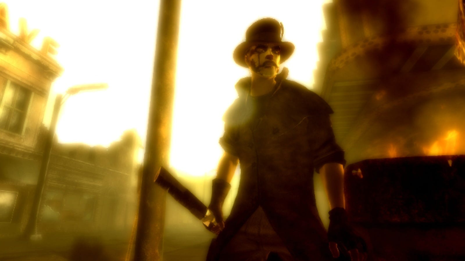Fallout: New Vegas, Turned Into A Hardcore Survival Game