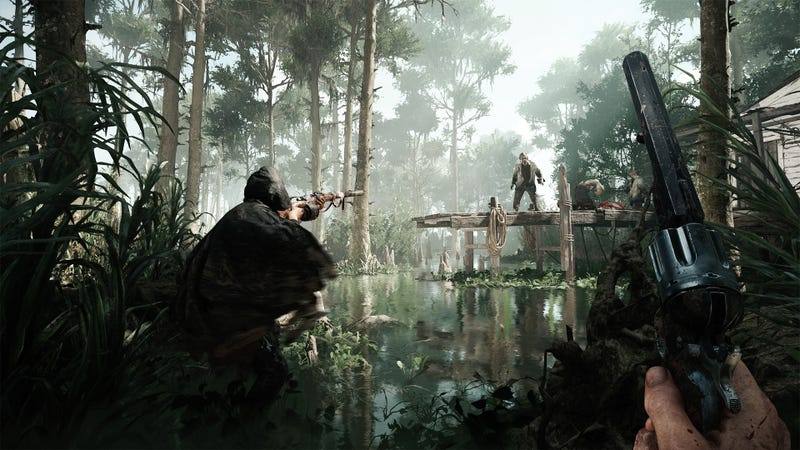 Credits: Crytek Studios. Important to note, these are NOT bullshots. Screenshot quality clearly similar to in-game visuals.