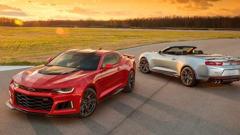 Here Is A List Of Cars That The 2017 Camaro Zl1 Beat