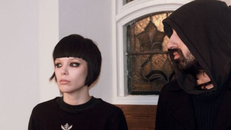 Illustration for article titled Crystal Castles announces shows with new singer who may not be real