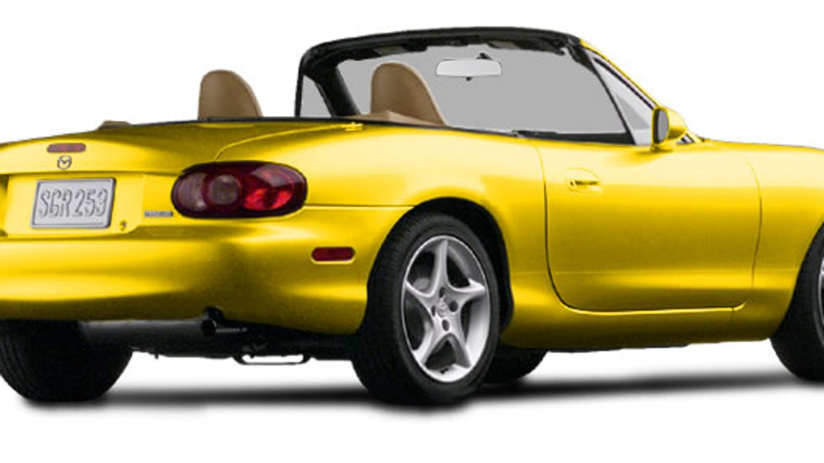 Your Guide To Every Special Edition Mazda Miata Ever Sold In America 94 1 8 Engine Diagram