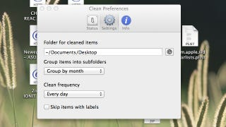 Illustration for article titled Clean Automatically Organizes Your Desktop Icons to Avoid Clutter