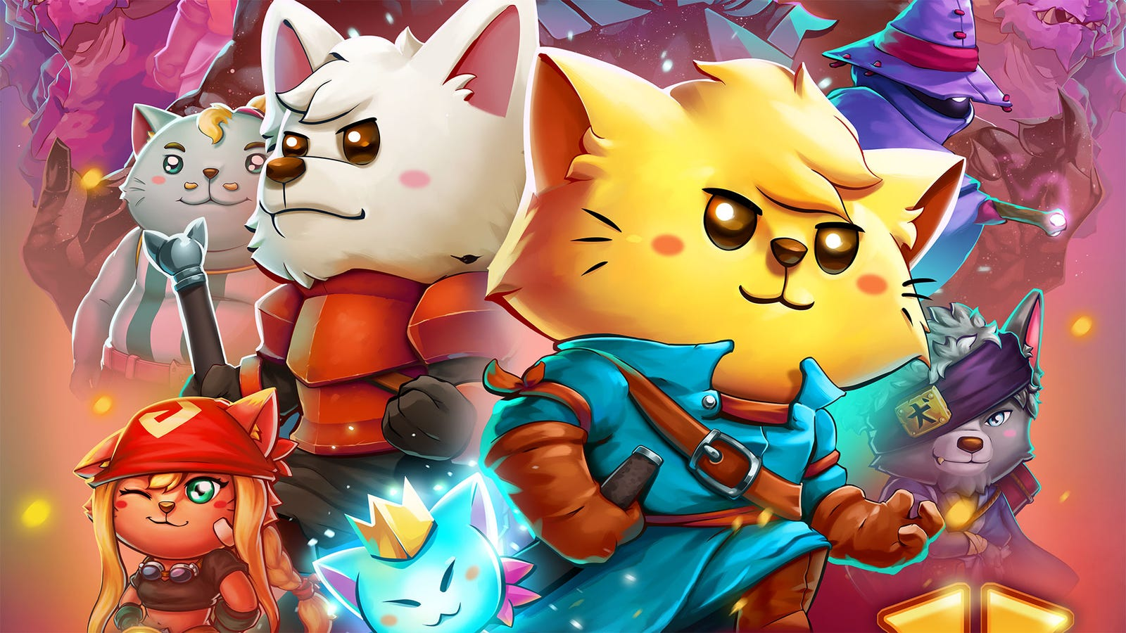 Cat Quest II Is The Purrfect RPG For Pet Lovers (And Fighters And Mages)