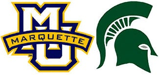 Illustration for article titled NCAA Pants Party: Marquette Vs. Michigan State