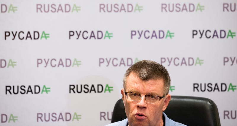 Illustration for article titled Former Russian Anti-Doping Chief Dead At 52