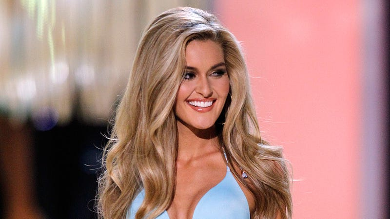 Illustration for article titled Headdesk-y Miss USA Contestant Can't Name a Positive Female Role Model