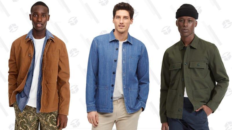 J.Crew Chore Jacket | Bonobos Denim Chore Jacket | Everlane Chore Jacket