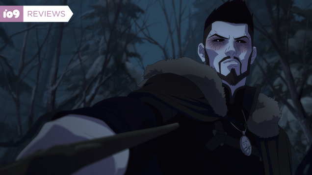 Nightmare of the Wolf Brings More Than Bloody Action to The Witcher s World