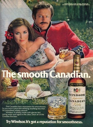 Illustration for article titled Ron Burgundy: Canadian Mountie?