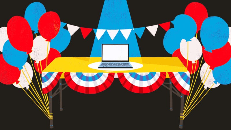 Illustration for article titled It's Not Too Late to Register to Vote Online, Here's How