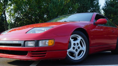 Fuel Injector Failure Is Just Another Day Of Nissan 300ZX