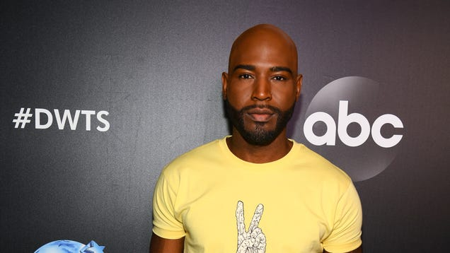 Karamo Brown, who could've said nothing, chooses to defend fellow DWTS contestant Sean Spicer