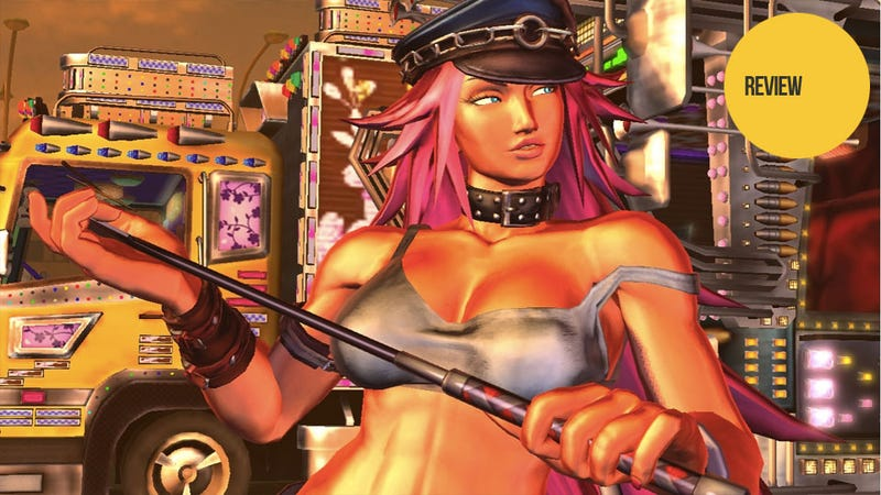 Illustration for article titled Street Fighter X Tekken: The Kotaku Review